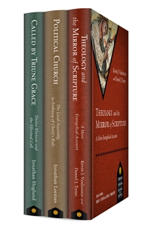 Studies in Christian Doctrine and Scripture (3 vols.)