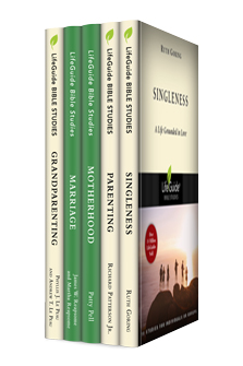 LifeGuide Bible Studies: Godly Relationships Bundle (5 vols.)
