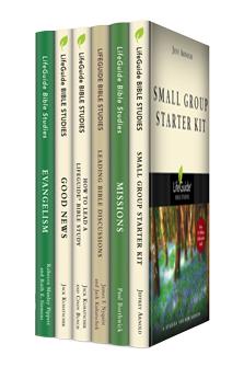 LifeGuide Bible Studies: Models for Ministry (6 vols.)