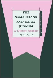 Samaritans and Early Judaism: A Literary Analysis