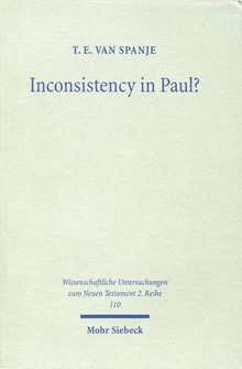 Inconsistency in Paul?: A Critique of the Work of Heikki Räisänen