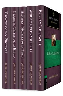 Colección de Sermones temáticos de MacArthur (5 vols.)