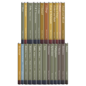 Reformed Expository Commentary (26 vols.)