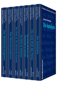 Theologischer Kommentar zum Neuen Testament (ThKNT)(7 Bde.)