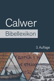 Calwer Bibellexikon, 3. Auflage