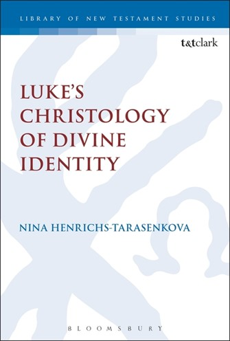 Luke's Christology of Divine Identity