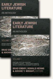 Early Jewish Literature: An Anthology, Vols. 1 & 2
