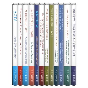 F.F. Bruce Collection (12 vols.)