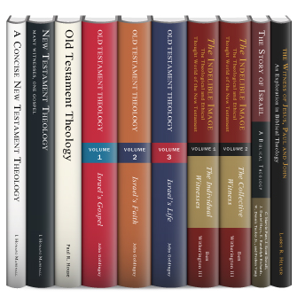 IVP Biblical Theology Collection (10 vols.)