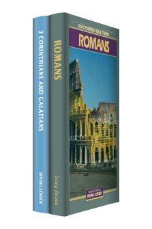 Do-It-Yourself Bible Studies Upgrade (2 vols.)