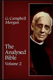 The Analyzed Bible, Vol. 2