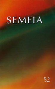 Semeia 52: How Gospels Began
