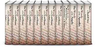 The Works of Rudolf Stier (12 vols.)