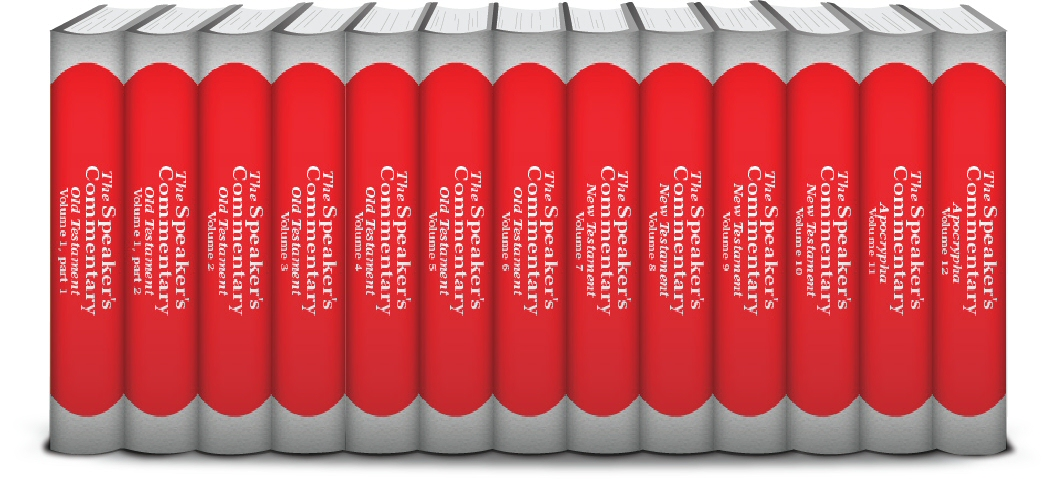 The Speaker's Commentary (13 vols.)