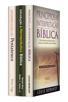 Série Interpretação Bíblica