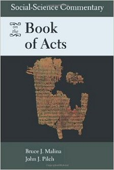Social-Science Commentary on the Book of Acts