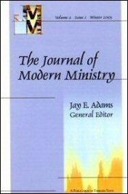 Journal of Modern Ministry, Vol. 2 Issue 1 Winter 2005