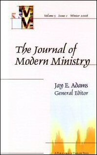 Journal of Modern Ministry, Vol. 5 Issue 1 Winter 2008