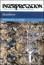 Interpretation: A Bible Commentary for Teaching and Preaching Matthew
