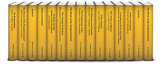 Classic Commentaries and Studies on Ezekiel (15 vols.)