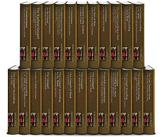 Classic Commentaries and Studies on Mark (24 vols.)