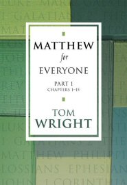 Matthew for Everyone, part 1