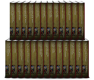 Classic Commentaries and Studies on the Gospel according to John (25 vols.)
