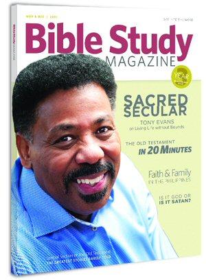 Bible Study Magazine—November–December 2011