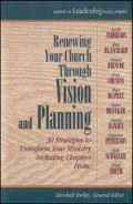 Renewing Your Church through Vision and Planning