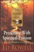 Preaching with Spiritual Passion