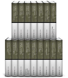 C. I. Scofield Collection (15 vols.)