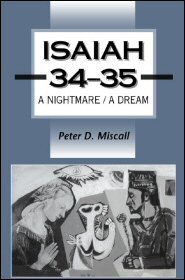 Isaiah 34–35: A Nightmare/A Dream