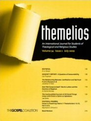 Themelios: Issue 34-2, July 2009