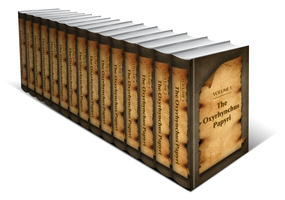 Oxyrhynchus Papyri (vols. 1–15)