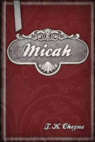 The Cambridge Bible for Schools and Colleges: Micah