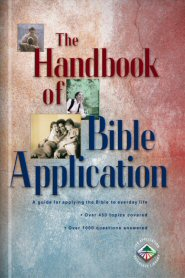 The Handbook of Bible Application