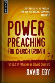 Power Preaching for Church Growth