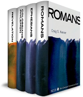 New Covenant Commentary Series (4 vols.)