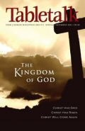 Tabletalk Magazine, December 2007: The Kingdom of God