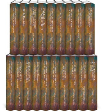 Classic Anabaptist and Mennonite History Collection (19 vols.)