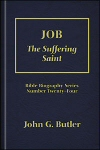 Job: The Suffering Saint