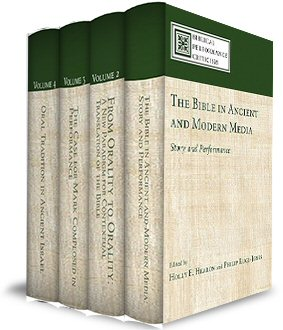 Biblical Performance Criticism Series (4 vols.)