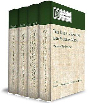 Biblical Performance Criticism Series (4 vols.)