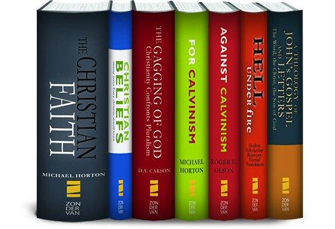 Zondervan Theology Collection (7 vols.)