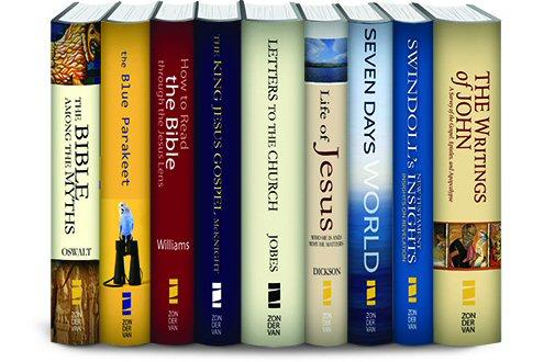 Zondervan Biblical Studies Collection (9 vols.)