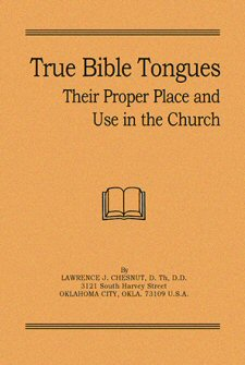 True Bible Tongues