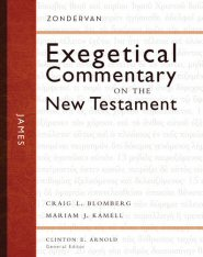 Zondervan Exegetical Commentary on the New Testament: James