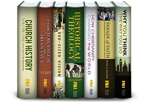 Zondervan Church History Collection (7 vols.)