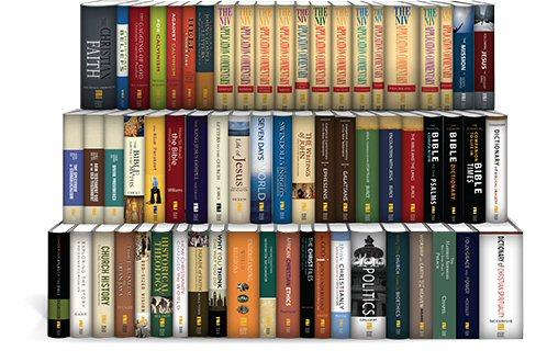 Zondervan Bible Reference Bundle 3 (63 vols.)