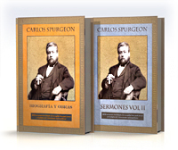 Sermones y obras de Spurgeon Vol. 2